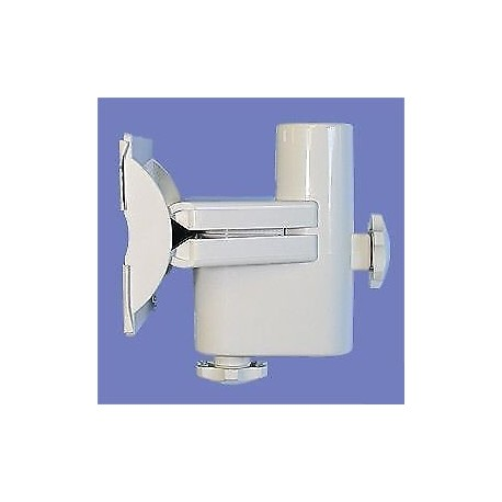 Vision Plus Tv Mast Uni Bracket & Plate
