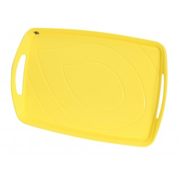 Large Serving Tray - Yellow