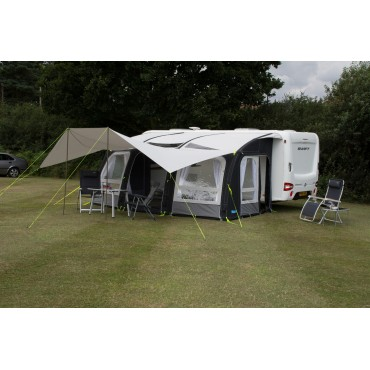 Sun Wing Canopy / Shade to suit Kampa Ace Air 500 (2016 onwards)