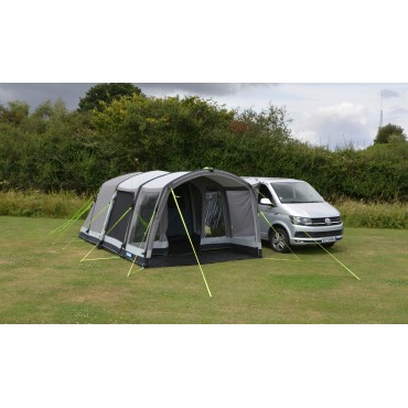 Kampa Travel Pod Touring Air XL - R/H  Inflatable Driveaway Campervan Awning