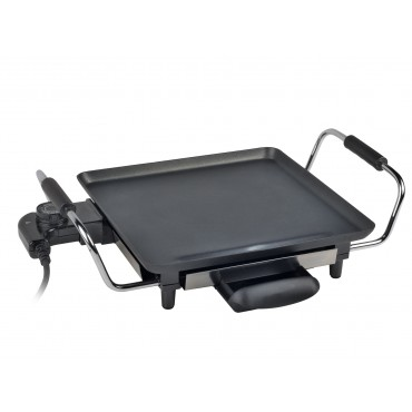 Quest Electric Healthy Grill Griddle Hot Plate 750w
