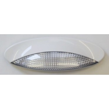 Caravan White Halogen Awning Light / Lamp