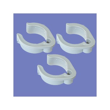 Vision Plus Aerial Mast Cable Clips Pk3
