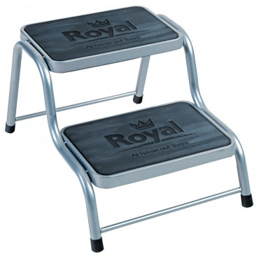 Super Value Durable Caravan Royal Double Steel Step