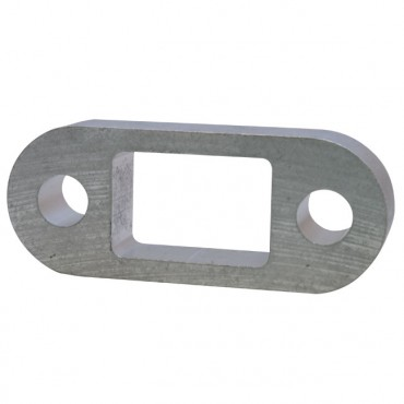 Towbar / Towball / Towing Spacer Plate - 50mm / 2""