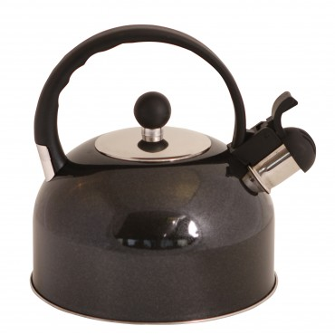 Whistling Kettle 2.2ltr - Black