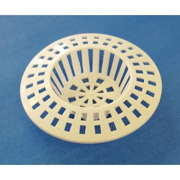 W4 Compact Sink Waste Strainer  - White