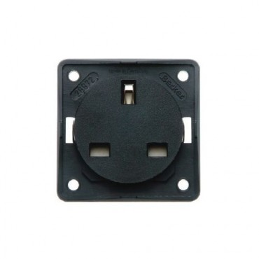 Berker 13a 3pin 240v Socket