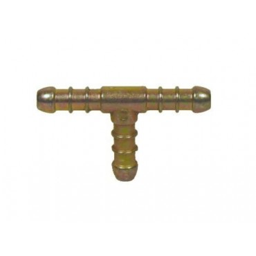 Three Way Gas Hose Connector