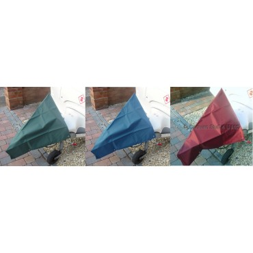 Caravan A-frame Hitch Cover- Various Colours