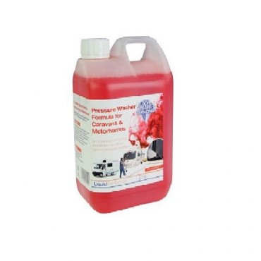 Pressure Washer Cleanening Formular