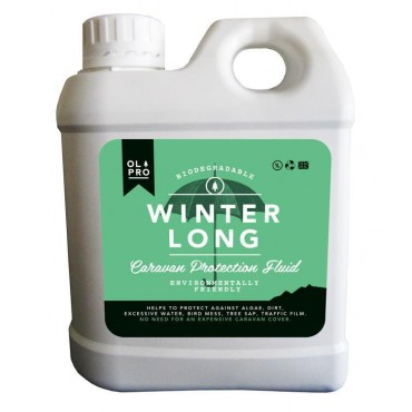 Olpro Winter Long Caravan Overwintering Protection - 1ltr