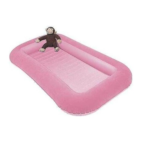 Junior Inflatable Air Bed Candyfloss Pink - Kampa