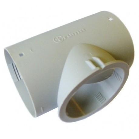 Truma Blown Air Heating Duct Tee Piece (for use with outlet only)