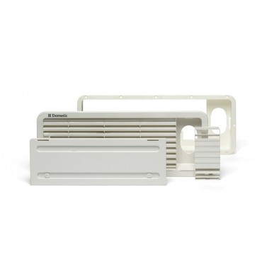 Dometic Caravan Fridge Top Vent Kit - White