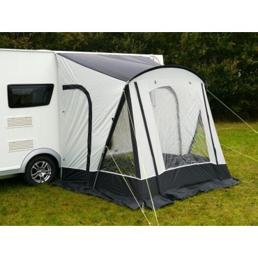 Sunncamp Swift 220 Deluxe Lightweight Caravan Porch Awning - Grey