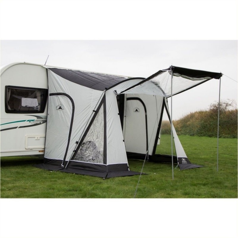 Sunncamp Swift 220 Deluxe Lightweight Caravan Porch Awning ...