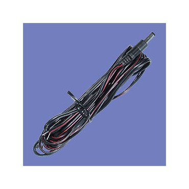 Vision Plus 12v Power Cable & Plug For Booster