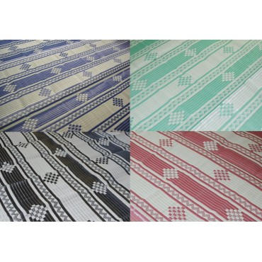 Casablanca Caravan Awning Moroccan Style Breathable Matting / Groundsheet