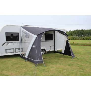 Sunncamp Swift 330 Caravan Door Sun Canopy