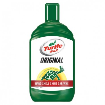Turtlewax Original Hard Shell Shine Car Wax 500ml