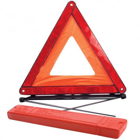 Roadster Safety Red Triangle