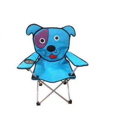 Childs Foldaway Chair - Puppy Dog