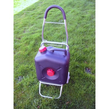 Caravan Camping Lightweight Alloy Trolley