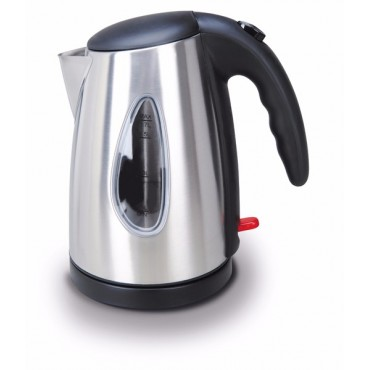"Low Wattage Cordless ""Fizz"" Stainless Steel Kettle"