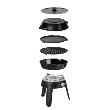 Cadac Safari Chef 2 Pro Quick Release Compact Barbecue