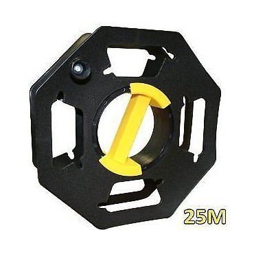 Caravan Hexagonal Hook-Up Electric Cable Cordwheel