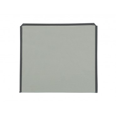 Isabella Windscreen Flex Solid Extension Panel - Grey