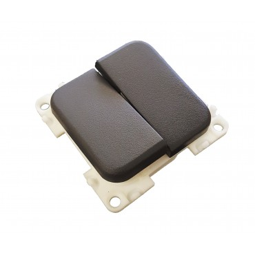 Modular CBE Double Pad Switch for Caravans & Motorhome