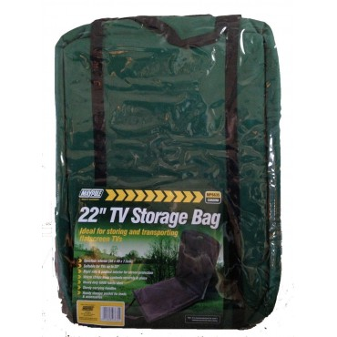 "22"" Padded TV Storage Bag"