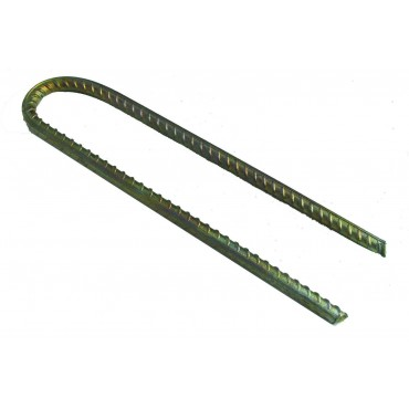 Hooped Ground Bar Stake 31cm for tents, marquees and awnings, etc.