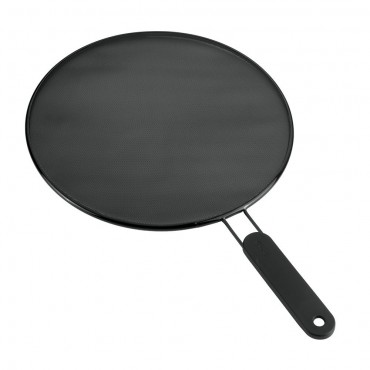 Frying Pan Splatter Spatter Screen + + Stop The Fat + +
