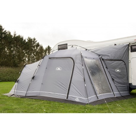 Sunncamp Motor Buddy 300XL - Motorhome Awning with Sleeping Annex
