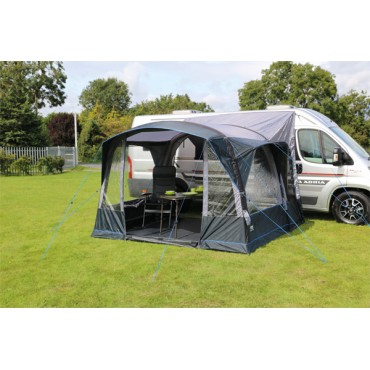 Aquarius PRO Campervan and Motorhome Awning - Mid Height