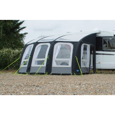 Kampa Motor Ace AIR 400XXL Inflatable Motorhome Awning 280-295cm