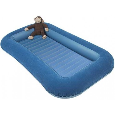 Junior Inflatable Air Bed Bumper Blue - Kampa