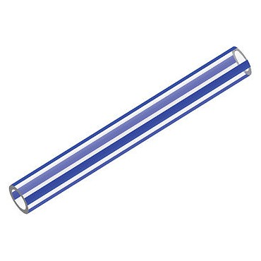 Push-Fit Blue Water Hose / Tube Per Metre