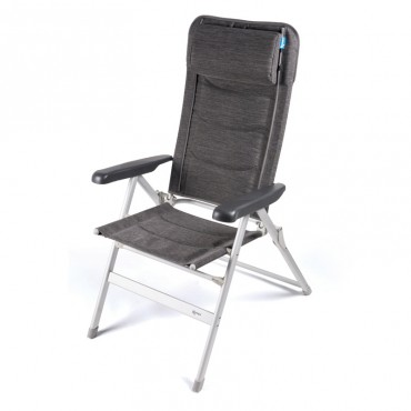 Kampa Lightweight Folding Camping Reclining Luxury Modena Chair
