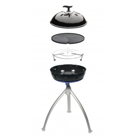 Cadac Grillo Chef 2 Gas Barbecue with Dome Lid Combo