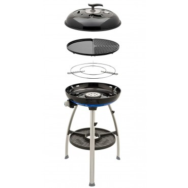 2019 Cadac Carri Chef 2 BBQ Plancha Combo Gas Barbecue