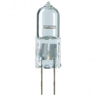 Halogen Bulb 12V 5W G4 Base - PK Of 2