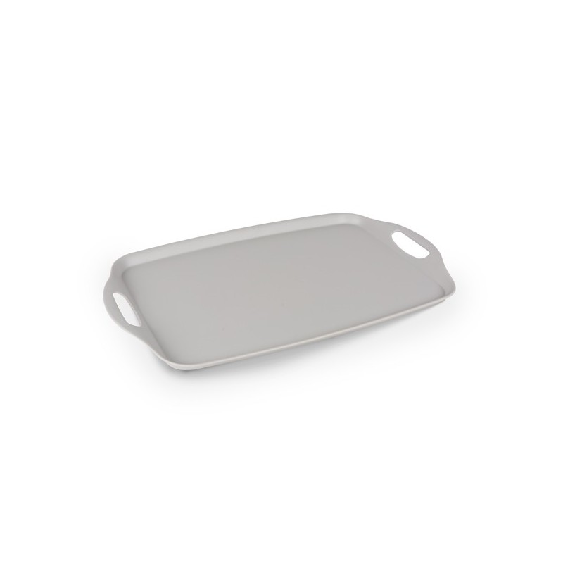 Caravan Kitchen Accessories: Kampa Grey Melamine Serving Tray
