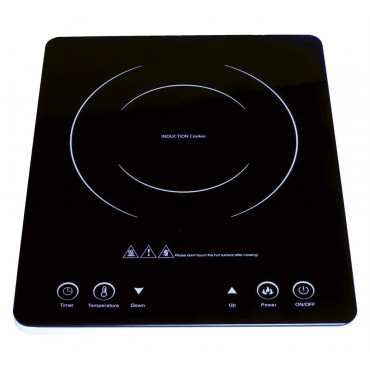 Leisurewize Low Wattage Induction Energy Efficient Hob / Cooking Plate