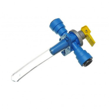 Truma Caravan Ultraflow Water Heater John Guest 12mm Safety Drain Valve