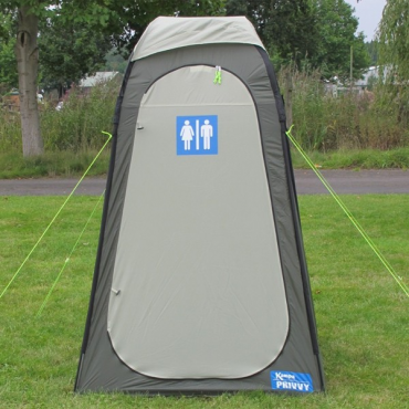 Kampa Privvy Compact Toilet & Utility Tent