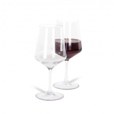 Kampa Soho Pack of Two 570ml Polycarbonate Wine Glasses